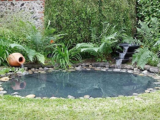 Kit estanque AquaLiner: Amazon.es: Jardín