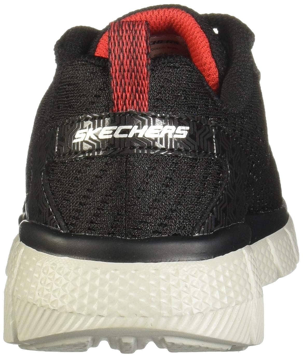 Skechers Kid Equalizer 2.0 Settle The Score Sneakers 97371L-BKRD Boys Shoes