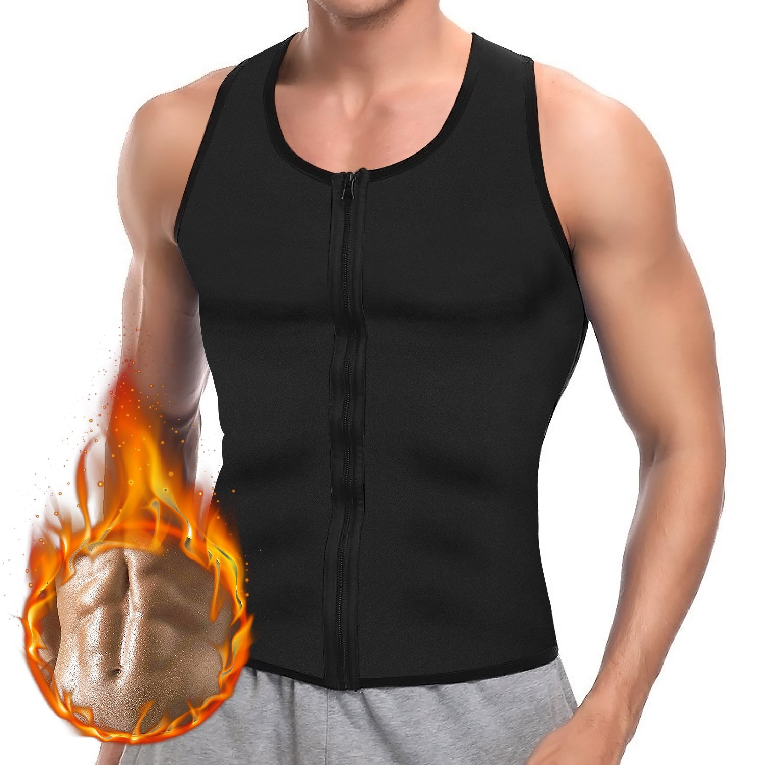 142024e7268 ✓NEW RELEASE  This Neoprene Waist Trainer is designed to accelerate and  maximize fat-loss and muscle toning to reach faster the targeted shape and  weight ...