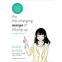 [英文原版] The Life-Changing Manga of Tidying Up: A Magical Story 藤麻理惠 怦然心动的人生整理法则