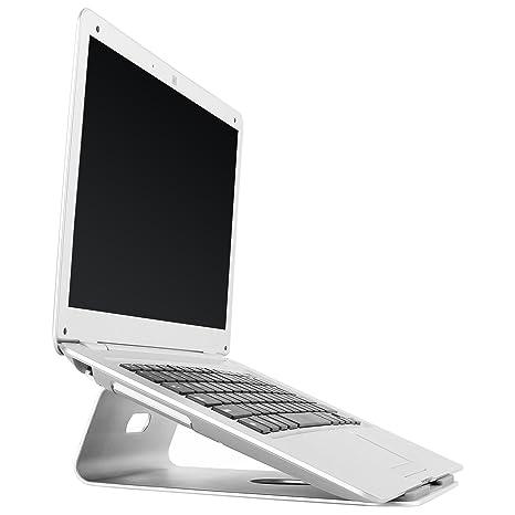 RICOO Soporte para Ordenador Macbook PC portátil i-Mac MTS-01 para Mesa de