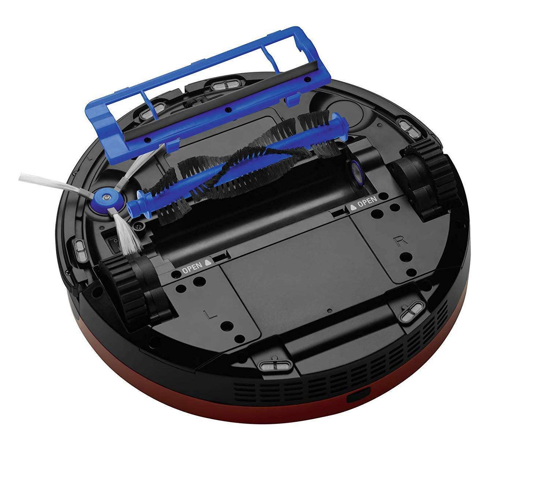 Rowenta ZR7101ES - Pack de 2 cepillos laterales y 4 filtros, accesorios para smart force extreme robot aspirador que incluyen 2 filtro de polvo fino y ...