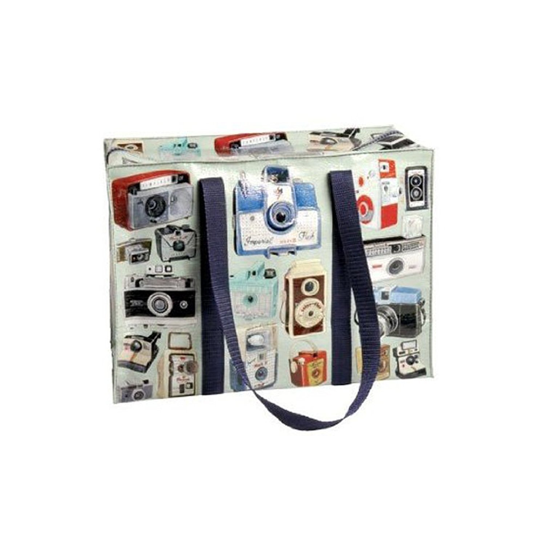 【BlueQ】ショルダートート(カメラ) Shoulder Tote Cameras