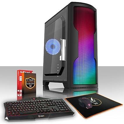 Fierce 3.8GHz AMD Cuatro Nucleos Processor, AMD RX 460 2GB ...