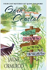 Goin' Coastal: Four Cozy Mysteries Set along the Shore Paperback