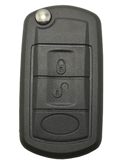 Amazon Com Car Key Fob Case Shell Fit For Land Rover Lr3 Discovery