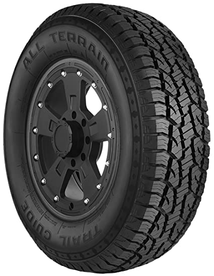 265 70r17 All Terrain Tires >> Amazon Com Trail Guide All Terrain 265 70r17 115s Automotive