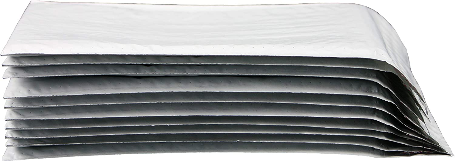 1000 Poly Bubble Mailers #2