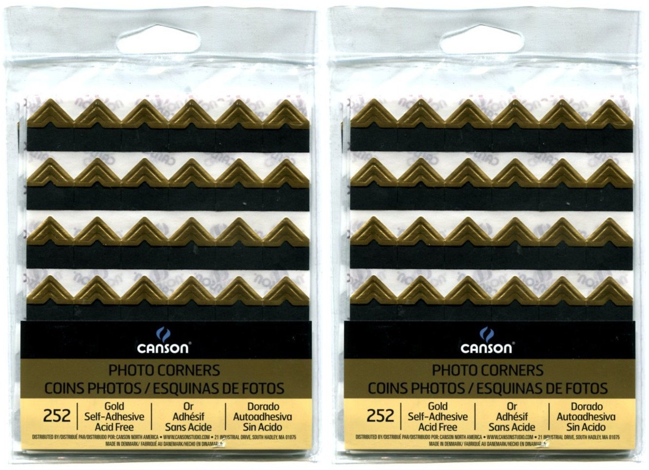 Gold - 2-pack