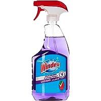 Windex Glass Cleaner, Lavender, 750 ml