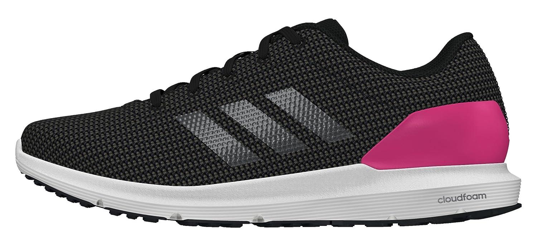 adidas Damen Cosmic W Laufschuhe, Grau  36 EU|Black (Negbas / Hiemet / Rosimp)