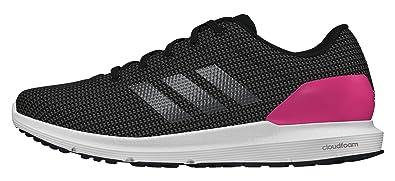 new arrival b445e 2374c adidas Damen Cosmic W Laufschuhe, Mehrfarbig (CblackIronmtShopin), 36