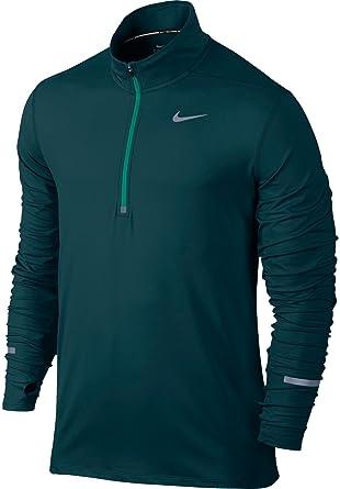 brand new 594e6 3f7c5 Nike Element Hz Running Sweatshirt  Amazon.co.uk  Clothing