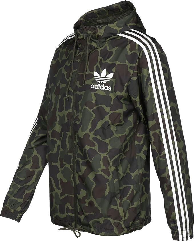 Amazon Chaqueta multco Y Adidas Deportes S Hombre Camo es Wb awwqEY