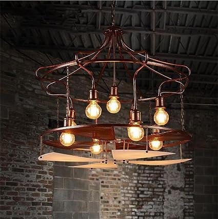 DKZ Iluminación Interior Lámparas de araña Lámpara Colgante ...