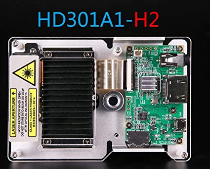 Amazon com: MEMS Ultimems Handheld Video Projectors Portable Laser