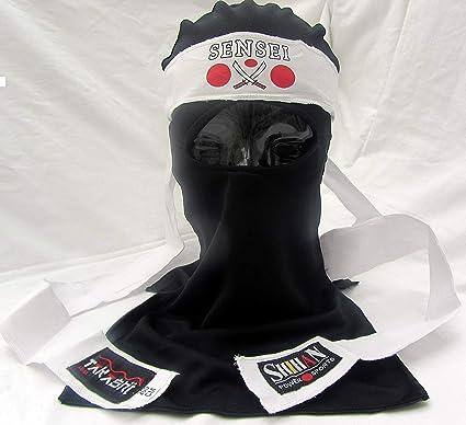 Shinobi Ninja Definitivo Warrior Máscara Set Japonés (Alias ...