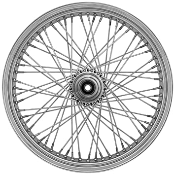 Ruedas Ride Wright Inc Omega 60 radios 18x3.5 Rueda Trasera, Posición: Trasera, Tamaño de llanta: 18 04836-75-99-OM-T.: Amazon.es: Coche y moto