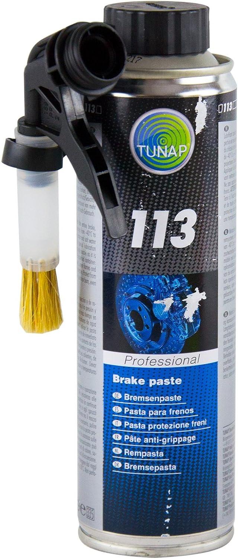 Tunap 113 Bremsenpaste Von 40 C Bis 1250 C Anti Quietsch 200 Ml Auto