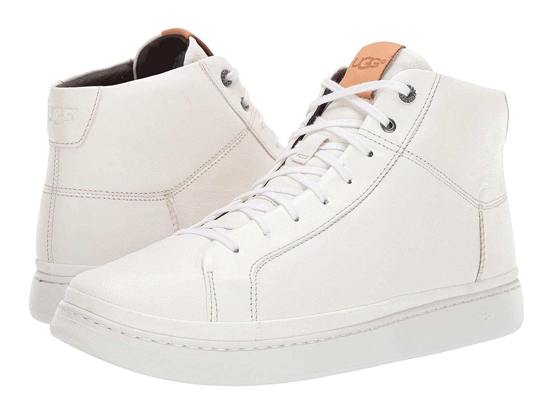 2019年激安 [アグ] メンズレースアップシューズスニーカー靴 Brecken D Lace High 27.5 [並行輸入品] D|ホワイト B07N8F4NHM ホワイト 27.5 cm D 27.5 cm D|ホワイト, ハウスダイレクトさくら:468920a6 --- a0267596.xsph.ru