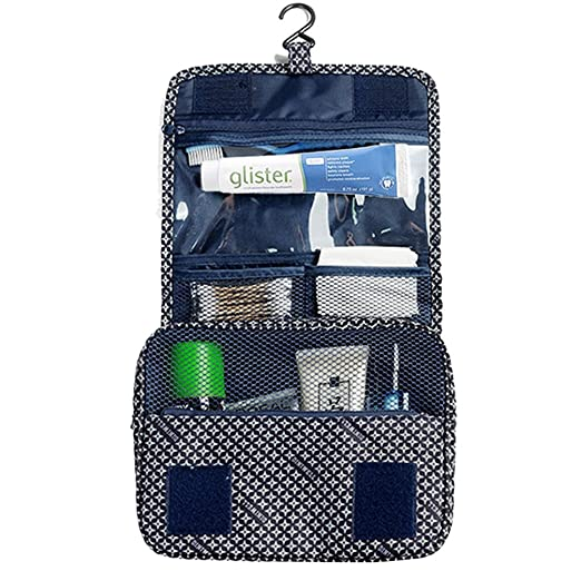 57737dfe5a6b Wastar Waterproof Travel Organizer Bag Luggage Storage Pouch with Hanging  Hook