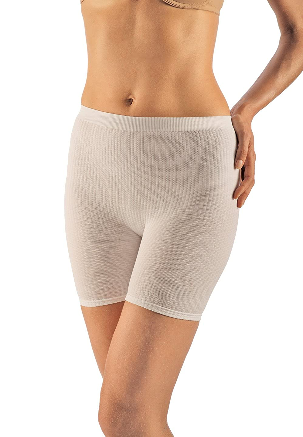 Farmacell 102 Women's Anti-Cellulite micromassage mid-Thigh Shorts Calze G.T. S.r.l.