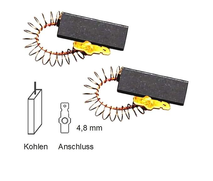 Kampfhausen Charbons De Moteur Pour Machines A Laver Des