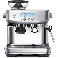 Breville The Barista Pro Barista Pro Espresso, Brushed Stainless Steel, BES878BSS