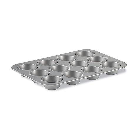 Calphalon Nonstick Bakeware Cupcake Muffin Pan 12 Cup