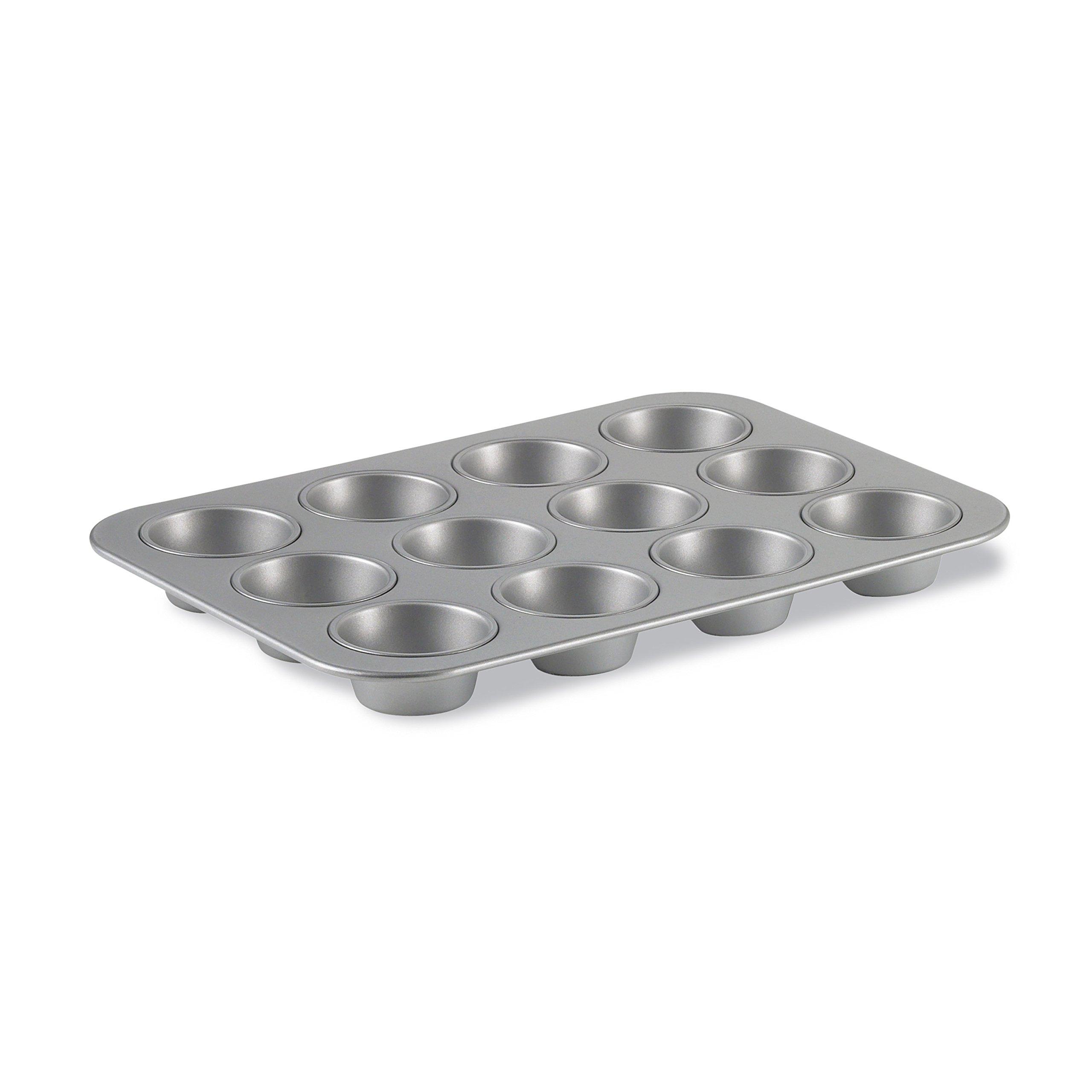 Calphalon Nonstick Bakeware, Cupcake/Muffin Pan, 12-cup