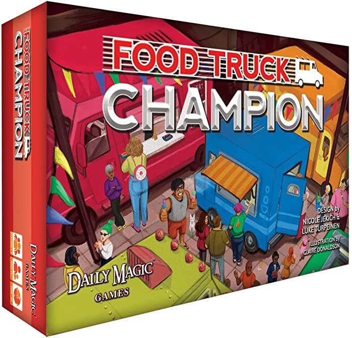 The Best Food Truck Board Game