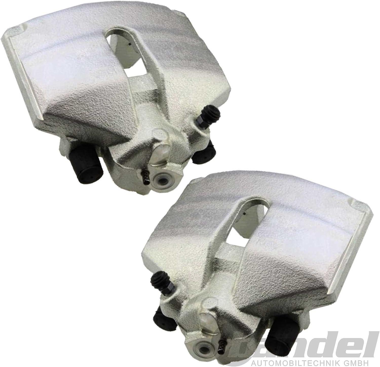 2 X Bremssattel Bremssättel Für Links Rechts Vorne Für Die Vorderachse Auto