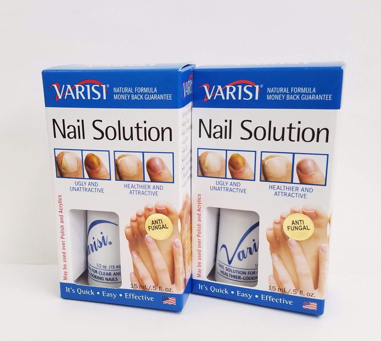 Varisi Nail Restore 0.5 oz (Pack of 2)