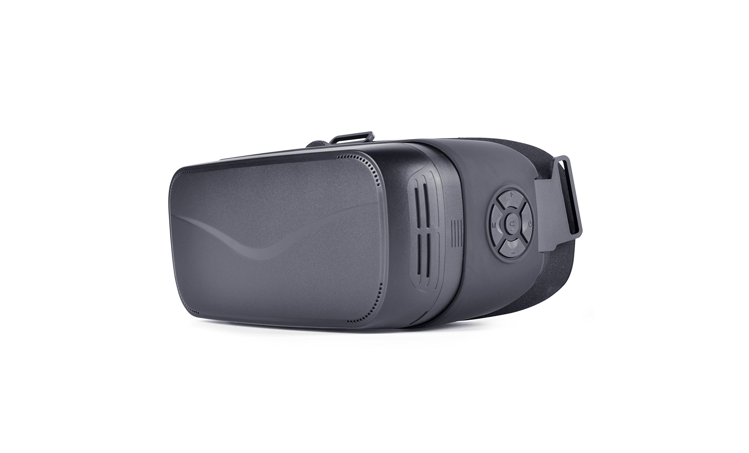 RtTech VR9 VR Headset Standalone, 3D VR Glasses Virtual Reality All in One with Built-in 5.5 inch Full HD 2K 2560P Screen Android 6.0 System for YouTube, Google Play, Games, 360° Immersive Theater
