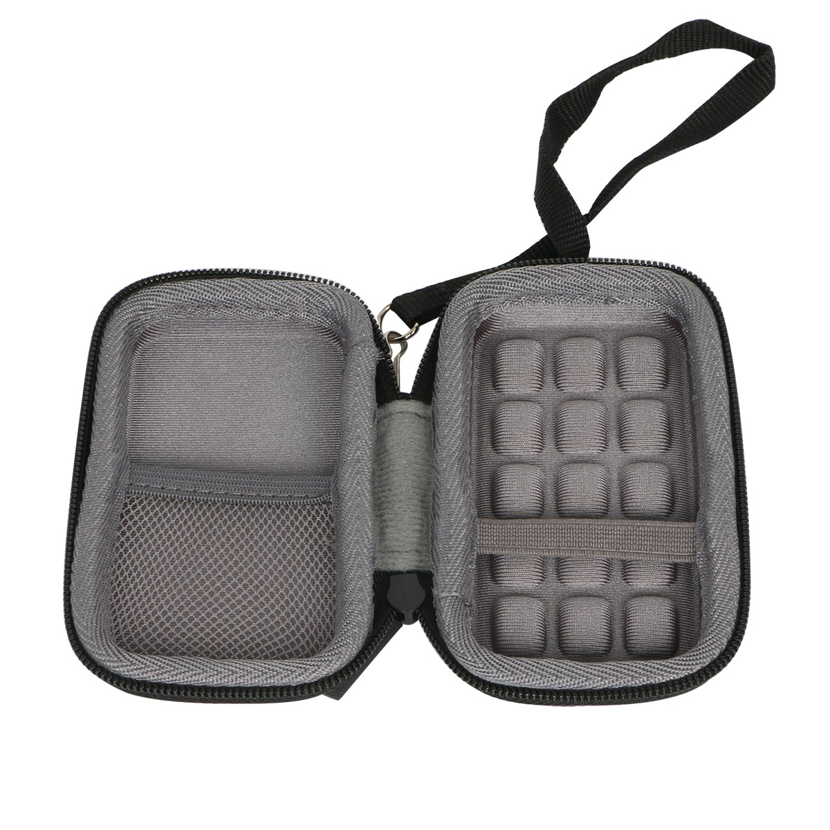 Hard Travel Case for WD My Passport SSD Portable Storage 1TB 2TB 3TB 4TB by co2CREA (Size 2) by Co2Crea (Image #2)
