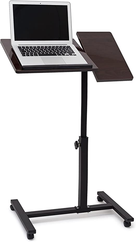 Relaxdays - Mesa para portatiles con Altura Regulable, 95 x 60 x ...