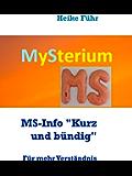 """MS-Info """"Kurz und bündig"""": Mit Grafiken erklärt (MS-Facetten """"Kurz und bündig"""")"""