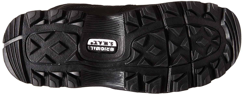 Women's Classic 9 Inch Tactical Boot, Black, 8.5 B US
