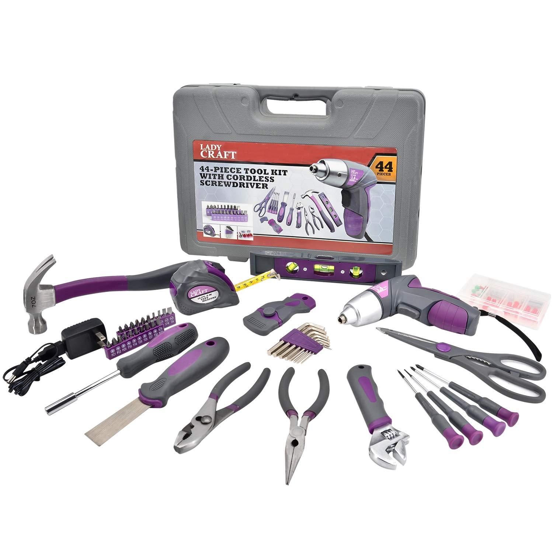 /… 3.6 Li, 1 300 mAh, R/égime : 200 trs//min, Porte-outils magn/étique Couple : 3 Nm Eclairage LED Powerland Visseuse sans fil