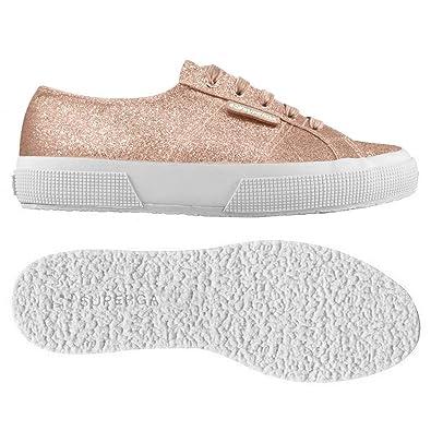 Superga - Zapatillas para Mujer Negro Black Multicolors 41 EU Dorado Size: 39 EU: Amazon.es: Zapatos y complementos