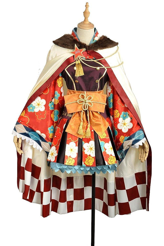 precio al por mayor Love Live. Maki Nishikino Taisho Kimono despertar despertar despertar uniforme traje de Cosplay personalizado hecho  para proporcionarle una compra en línea agradable