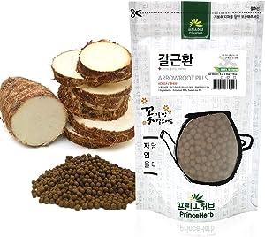 [Medicinal Korean Herbal Pills] 100% Arrowroot Pills (Ge/칡 뿌리 환) 4oz (113g)