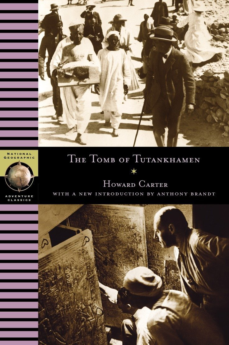 The Tomb of Tutankhamen (National Geographic Adventure Classics) pdf epub