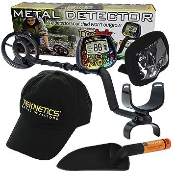 Teknetics &apos DIGITEK 8 detector de metales