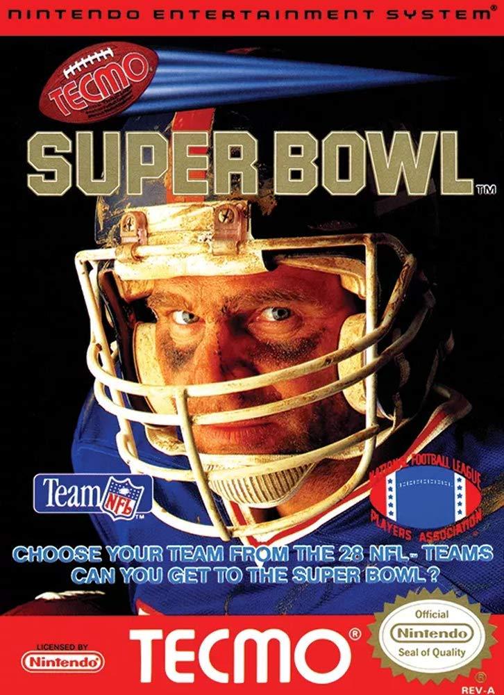 Tecmo Super Bowl (Renewed)