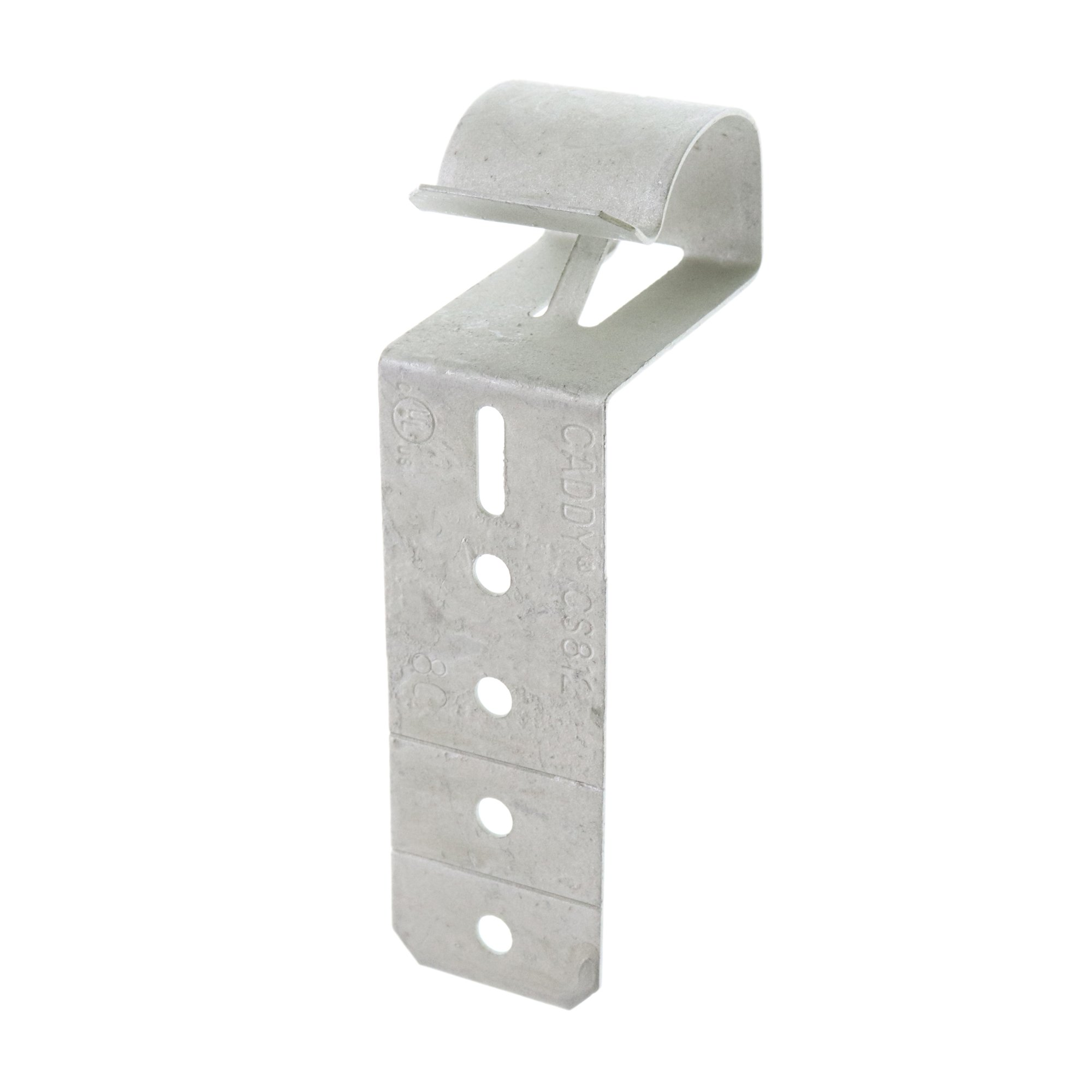 Caddy Erico CS812 Screw-On Cable or Conduit to Stud Support Clip, (100-Pack)