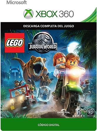 LEGO Jurassic World Standard   Xbox 360 - Código de descarga ...