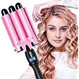 3 Barrel Curling Iron Hot Tools Curling Iron Fast Heating Ceramic Hair Waver Curler 25mm Hair Curling Wand