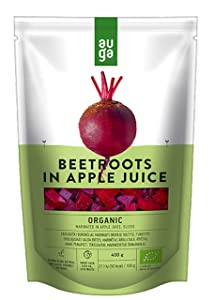 Pickled Beets In Apple Juice, Cut - 400g