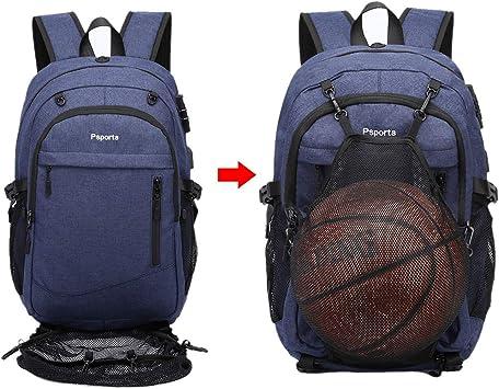 Backpack Travel Rucksack Outdoor Men Women Sports Anti-Theft Luggage Bag